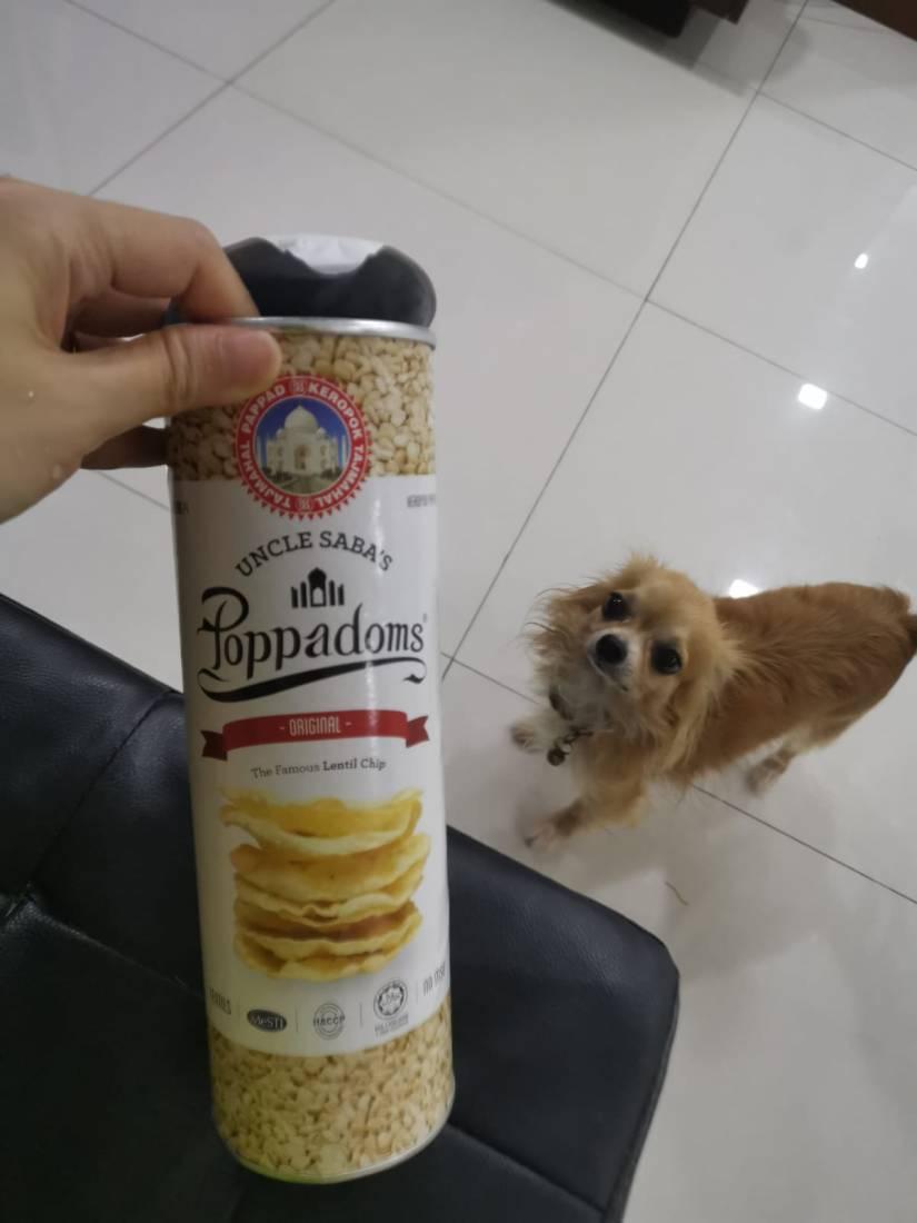 Poppadoms Snack